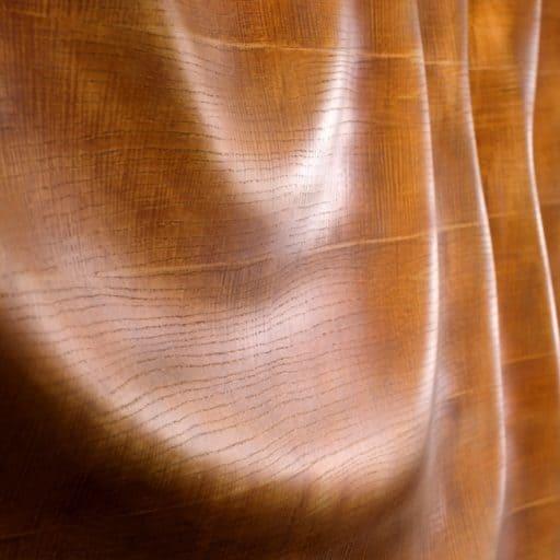 hullam 3d fa kép