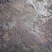 Antik vas felület
