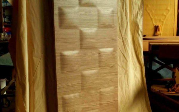 CHESS - 3d fa beltéri ajtó
