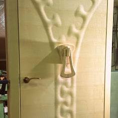 ZIPP - 3d fa beltéri ajtó
