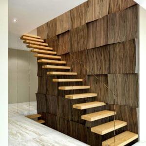 3d fa falpanel lépcső panel pikkely panel(1)